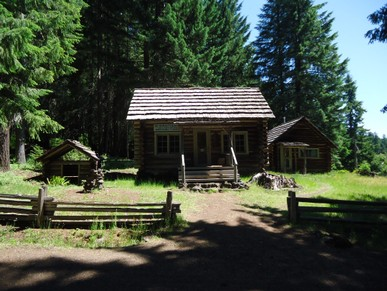 Fish Lake Dispatcher's Cabin.jpg by US Forest Service